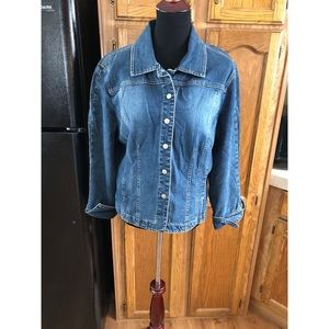 Denim Jacket by AMI Size XL